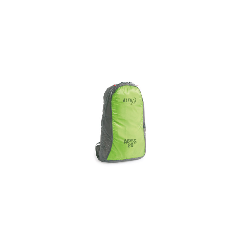 Abyss 20L ultralight daypack green/grey