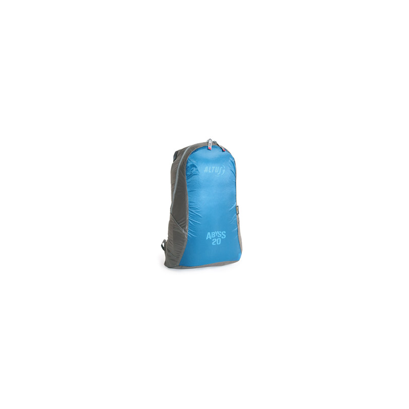 Abyss 20L ultralight daypack blue/grey
