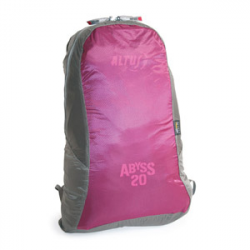 Abyss 20L ultralight daypack purple/grey