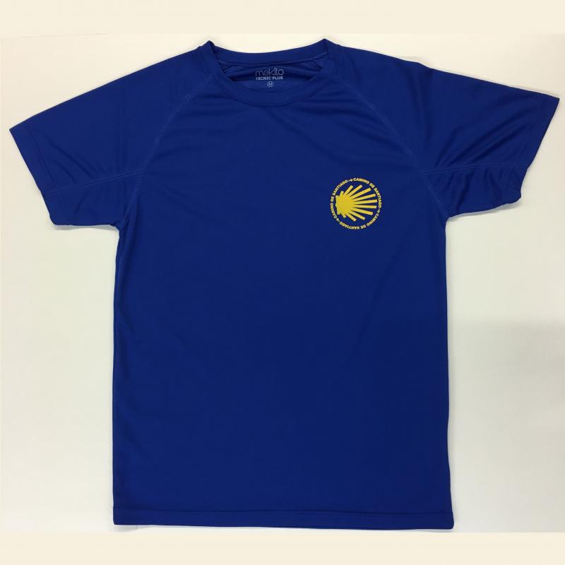 Technical t-shirt Estrella, blue M
