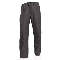 Rain pants Mindanao dark grey M
