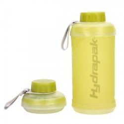 Hydrapak Stash 750ml botella plegable lima