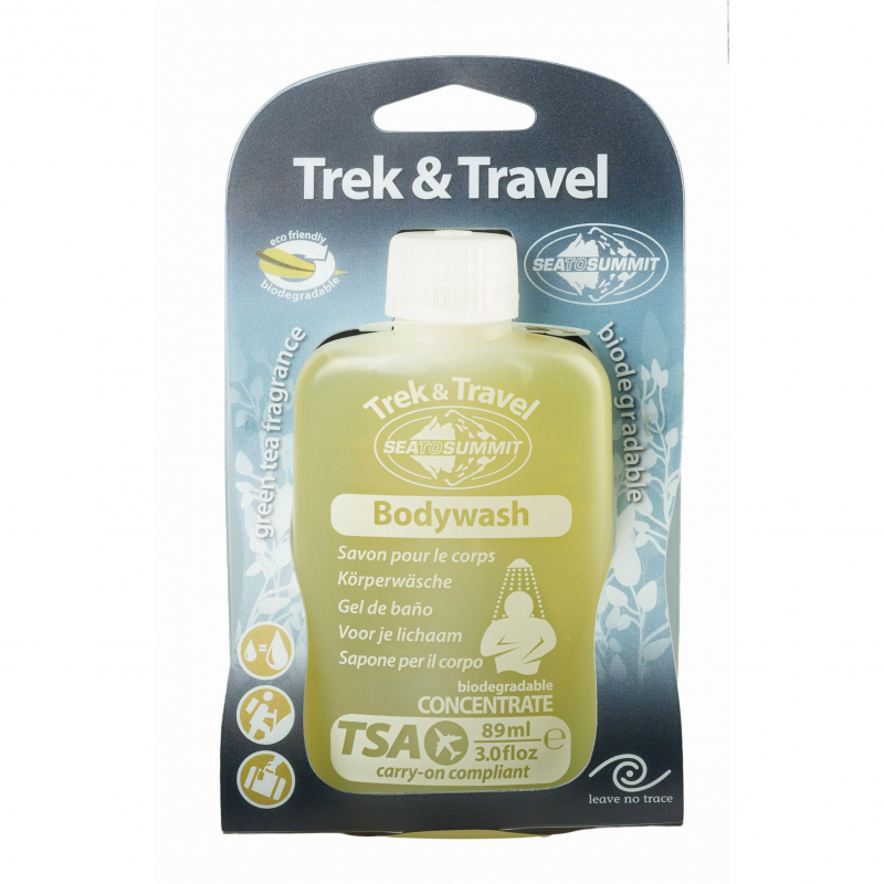 Trek&Travel Body Wash 89 ml