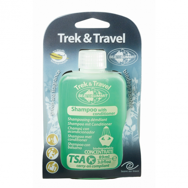Trek&Travel Shampoo 89 ml