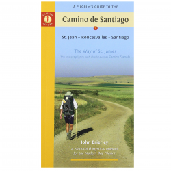 John Brierley - A Pilgrim's Guide to Camino de Santiago (2018)