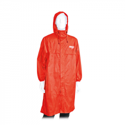 Poncho Altus Atmospheric S3 S rojo