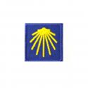 Small blue patch - Estrella