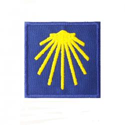 Blue patch - Estrella