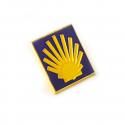 Metal pin - Estrella