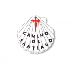 White Patch - Camino shell