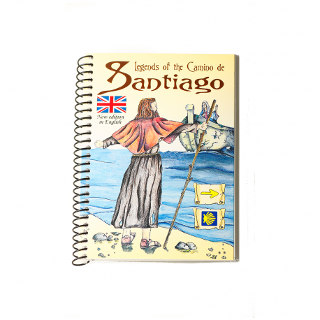 Mini book Legends of the Camino - english