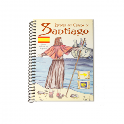 Mini book Legends of the Camino - spanish