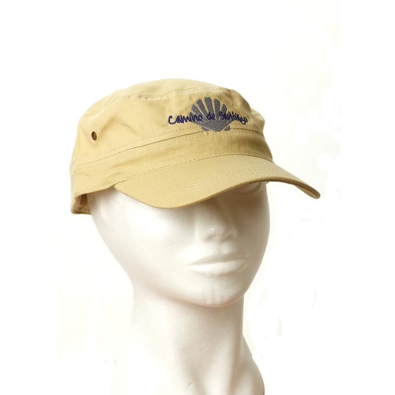 Baseball cap Camino shell, beige