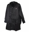 Elementerre rain poncho - Pelerin L/XL black