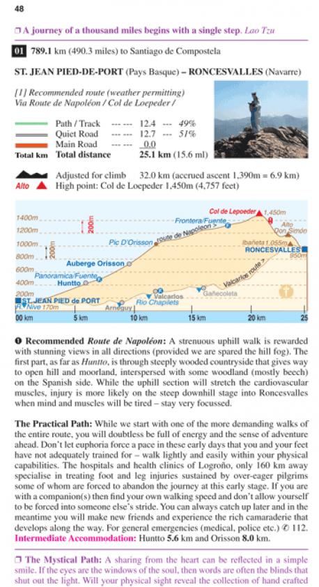 John Brierley - A Pilgrim's Guide to Camino de Santiago