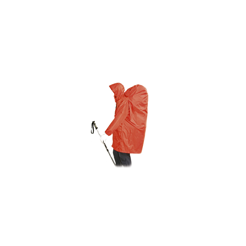 Poncho Altus Atmospheric S3 S red