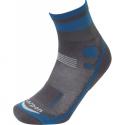 Lorpen T3 Light Hiker Shorty Socks Charcoal S