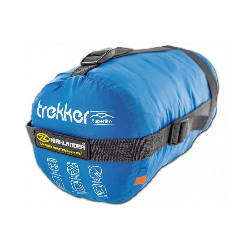 Highlander Trekker Superlite Sleeping Bag
