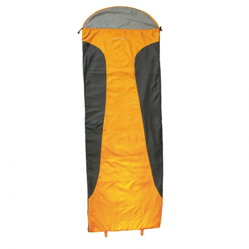 Elementerre Dwinloft Sleeping Bag orange/gray