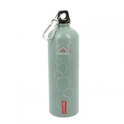 Elementerre Peak 1000 drinking bottle - gray