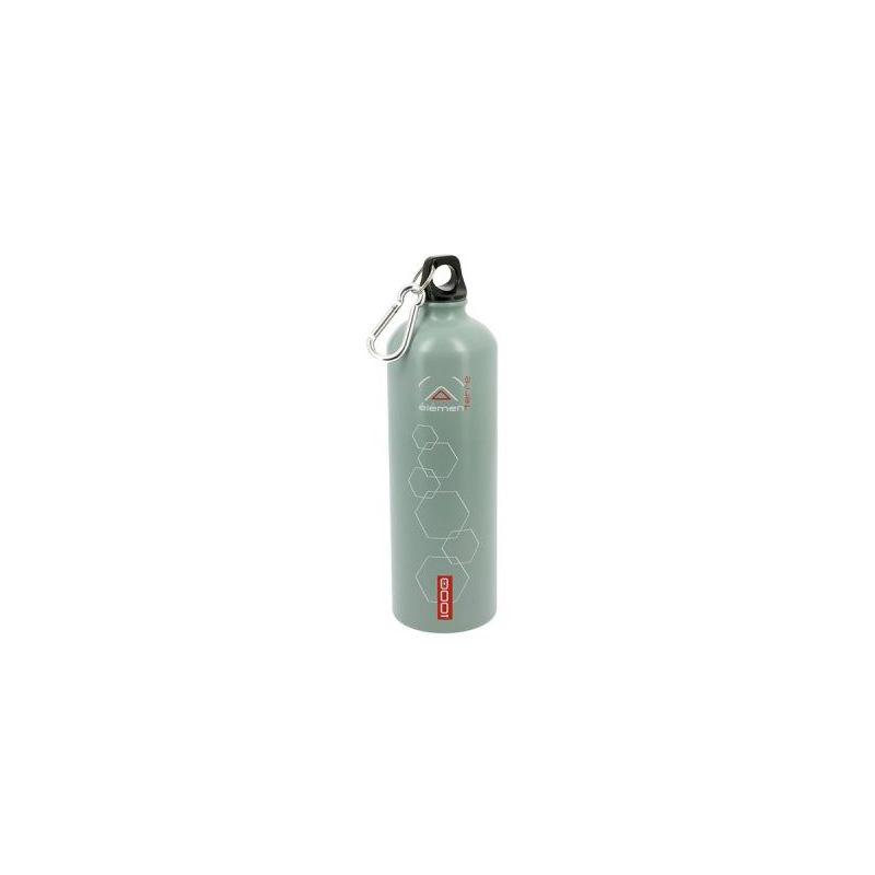 Hydrapak Stash 1L collapsible bottle blue