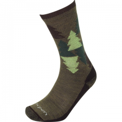 Lorpen T2 Merino Light Hiker Men Socks Brown M