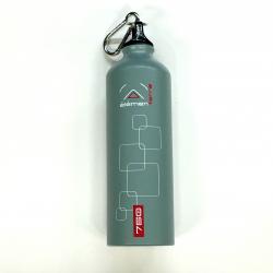 Elementerre Peak 750 drinking bottle - gray