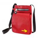 Document holder red - yellow arrow