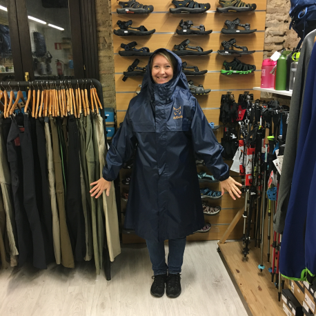 Poncho Altus Atmospheric Navy S