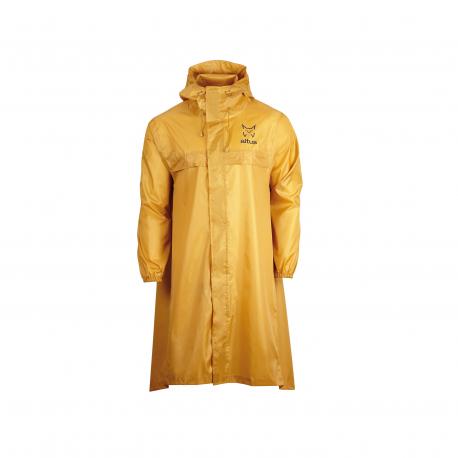 Poncho Altus Atmospheric Mustard S