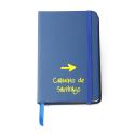 Camino diary, navy blue