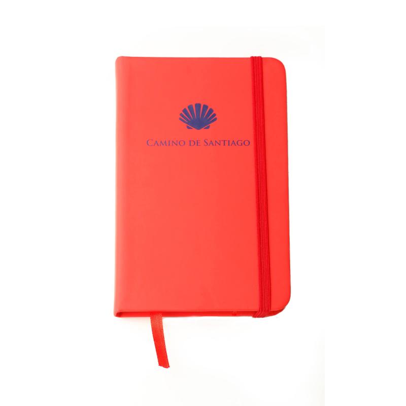 Camino diary, red