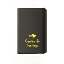 Camino diary, black